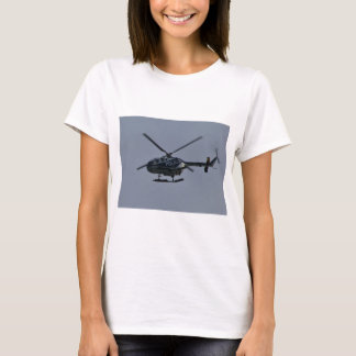 Spanish Police Helicopter T-Shirt
