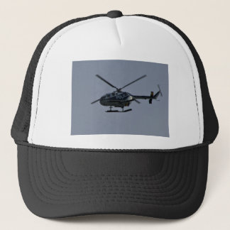 Spanish Police Helicopter Trucker Hat