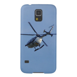 Spanish Police Messerschmitt Helicopter Galaxy S5 Cover