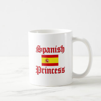 Spanish Princess Mugs