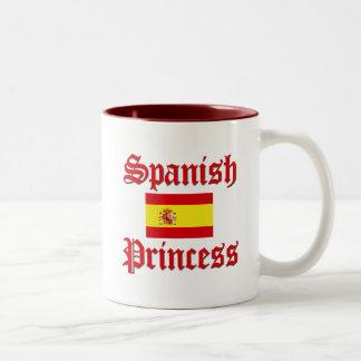 Spanish Princess Coffee Mugs
