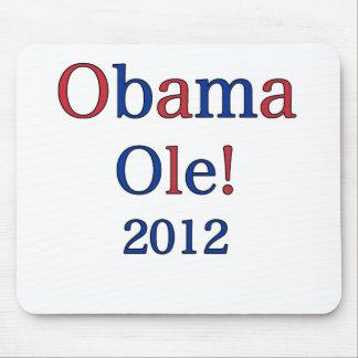 Spanish Pro-Obama Mouse Pad