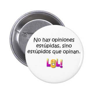 Spanish Quotes Button
