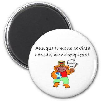 Spanish Quotes Fridge Magnet