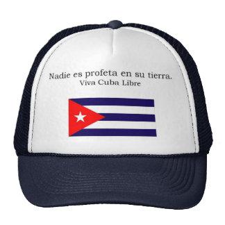 Spanish Quotes Mesh Hats