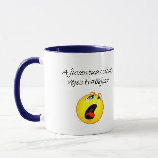 Spanish Quotes Mug