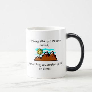 Spanish Quotes Mugs