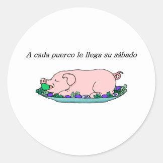 Spanish Quotes Stickers