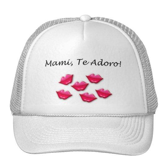 Spanish Quotes Trucker Hat
