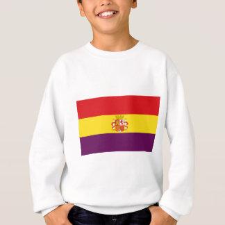 Spanish Republican Flag - Bandera República España Sweatshirt