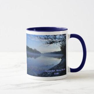 Spanish River, Massey, Ontario, Canada Mug