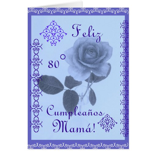 Printable Birthday Cards For Mom In Spanish