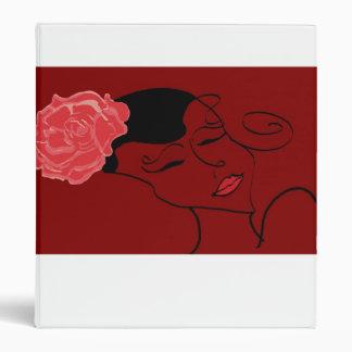 Spanish Rose Binder