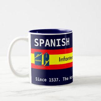 Spanish Royal Marines Corporal 1st Class Two-Tone Coffee Mug