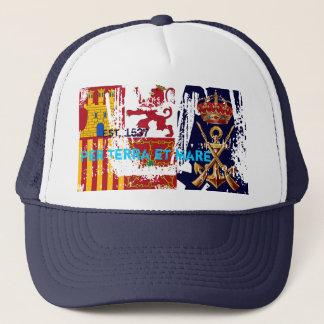 Spanish Royal Marines Old Salty Motto Trucker Hat