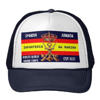 Spanish Royal Marines Trucker Hat