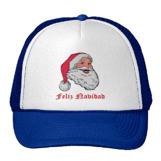 Spanish Santa Claus Trucker Hat
