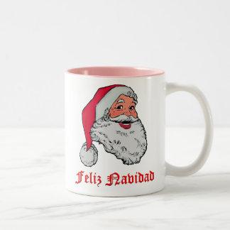 Spanish Santa Mug