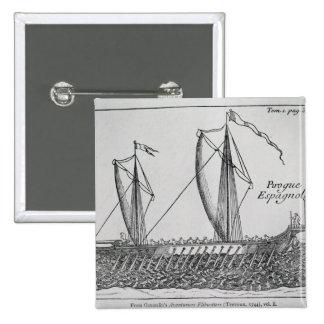Spanish Ship' Button