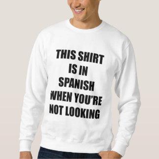 Spanish shirt