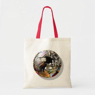 Spanish Soccer ball - Culture & football can mix ! Bag