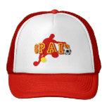 Spanish Soccer Player futbol fans gifts Trucker Hat
