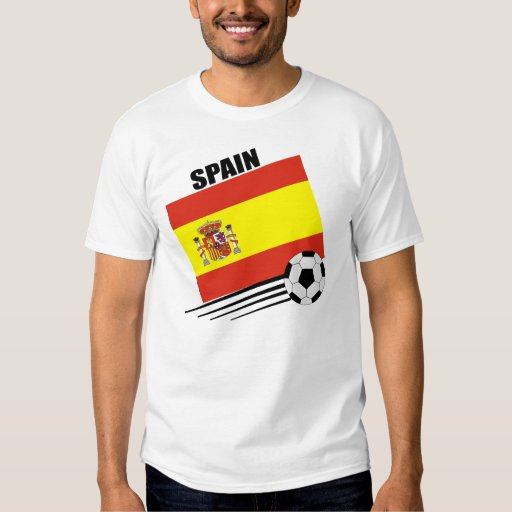 Spanish Soccer Team T-shirt