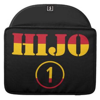 Spanish Sons : Hijo Numero Uno MacBook Pro Sleeve