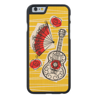 Spanish Souveniers iPhone 6 wood case