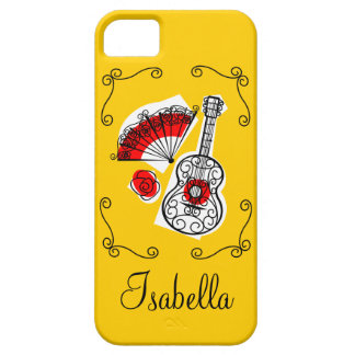 Spanish Souvenirs corners name iPhone 5 case