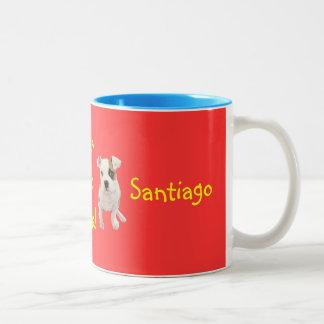 Spanish: Soy un chico grande! Mug