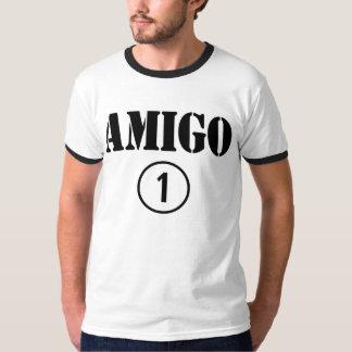 Spanish Speaking Friends : Amigo Numero Uno T-Shirt