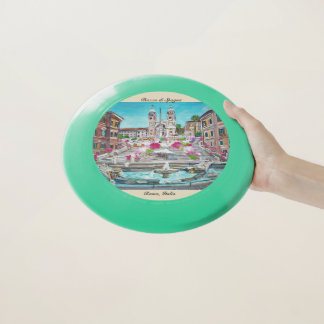 Spanish Steps - Frisbees