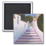 Spanish Steps Magnet