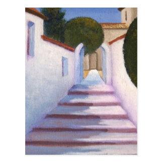 Spanish Steps Post Card