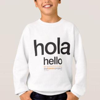 Spanish   sweatshirt