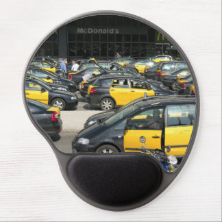 Spanish Taxi rank mouse mat Gel Mouse Pad