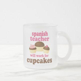 Spanish Teacher (Funny) Gift Coffee Mugs