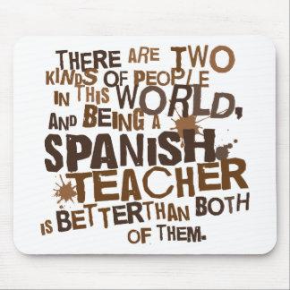 Spanish Teacher Gift Mouse Pad