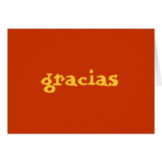 Spanish Thank You Gifts on Zazzle