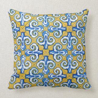 Spanish Tile Pillows