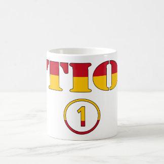 Spanish Uncles : Tio Numero Uno Coffee Mug