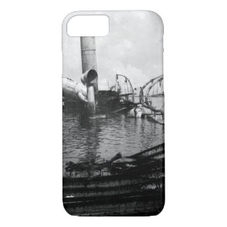 Spanish warship Reina Christina_War Image iPhone 8/7 Case