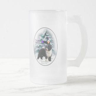 Spanish Water Dog Christmas Gifts Mug