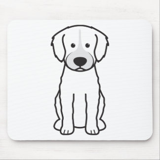 Spanish Water Dog Mouse Pad
