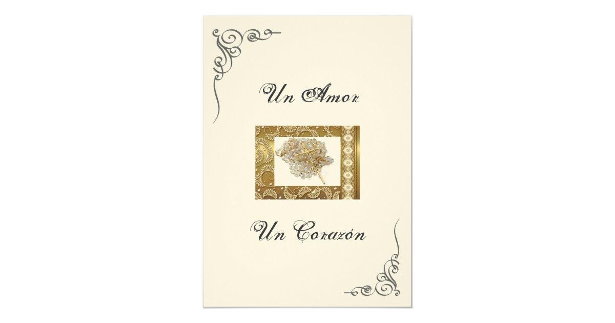 """Wedding Invitations Spanish: Spanish Wedding Invitation """"Wedding Lasso"""""""