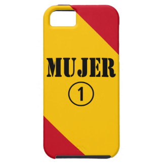 Spanish Wives : Mujer Numero Uno iPhone 5 Cases