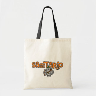 Spanish Zodiac Tote - Sagittarius Bags