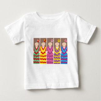 SpanishBookmark Baby T-Shirt