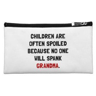 Spank Grandma Cosmetic Bag